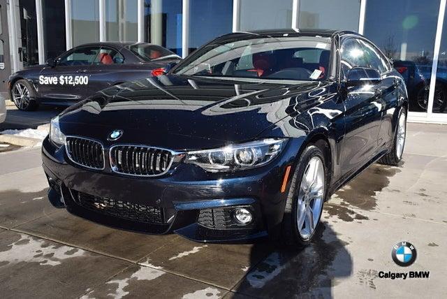 2019 BMW 4 Series 430i xDrive Gran Coupe AWD