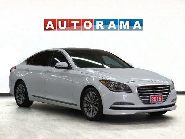 2016 Hyundai Genesis 3.8 Luxury AWD