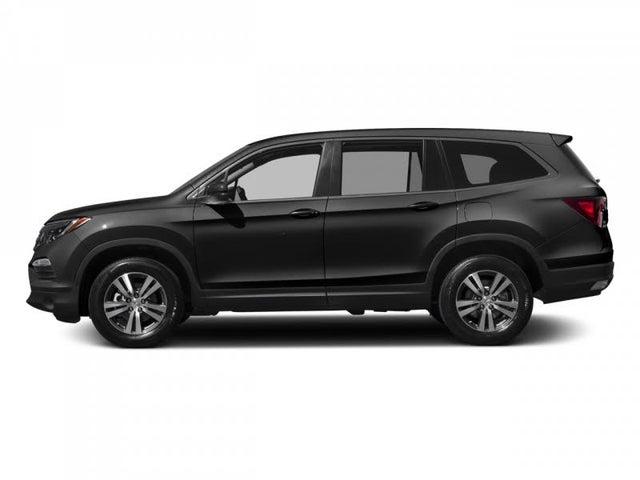 2017 Honda Pilot EX-L AWD with Nav