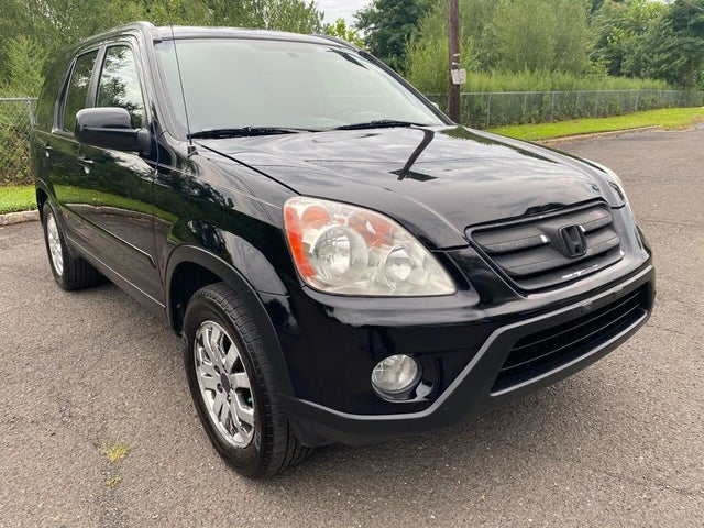 2006 Honda CR-V SE AWD