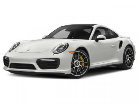 2019 Porsche 911 Turbo S Coupe AWD