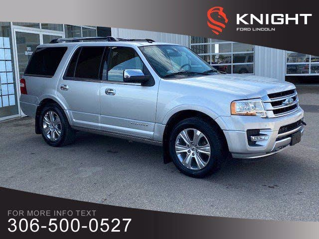 2017 Ford Expedition Platinum 4WD