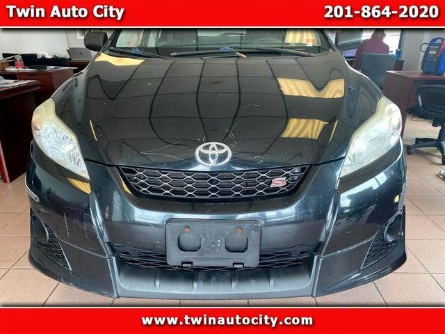 2009 Toyota Matrix S AWD