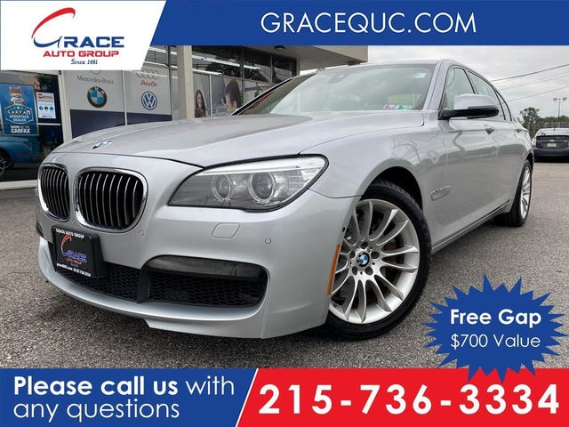 2014 BMW 7 Series 750Li xDrive AWD