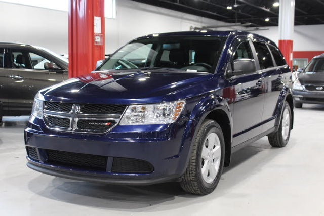 2017 Dodge Journey SE Plus FWD
