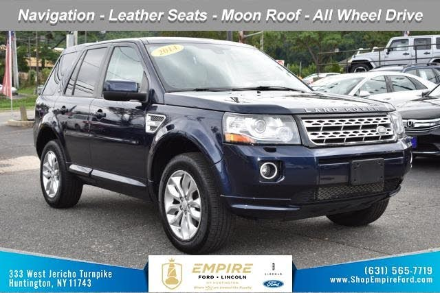 Used Land Rover LR2 Base AWD for Sale (with Photos) - CarGurus