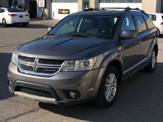 2013 Dodge Journey SXT FWD
