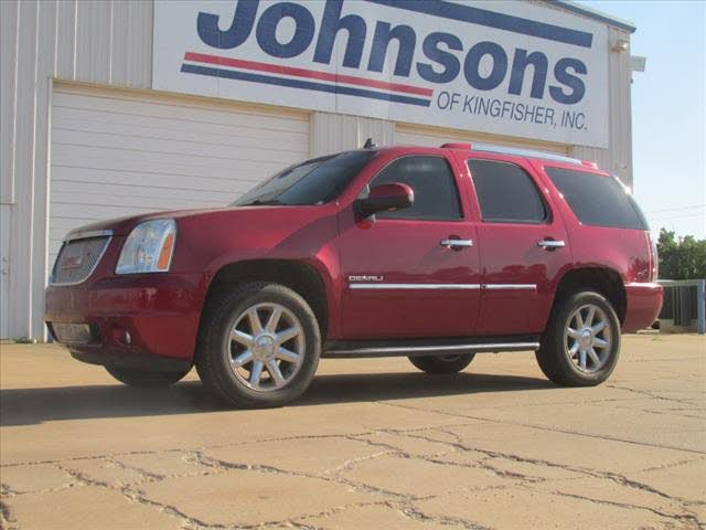 Used Gmc Yukon For Sale In Oklahoma City Ok Cargurus