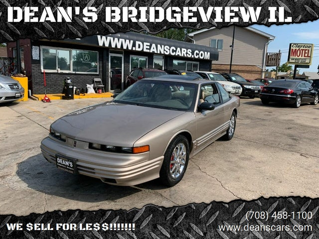 1997 Oldsmobile Cutlass Supreme 2 Dr SL Coupe