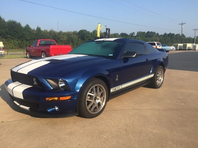 2011 Ford Mustang Shelby GT500 Convertible RWD for Sale in ...