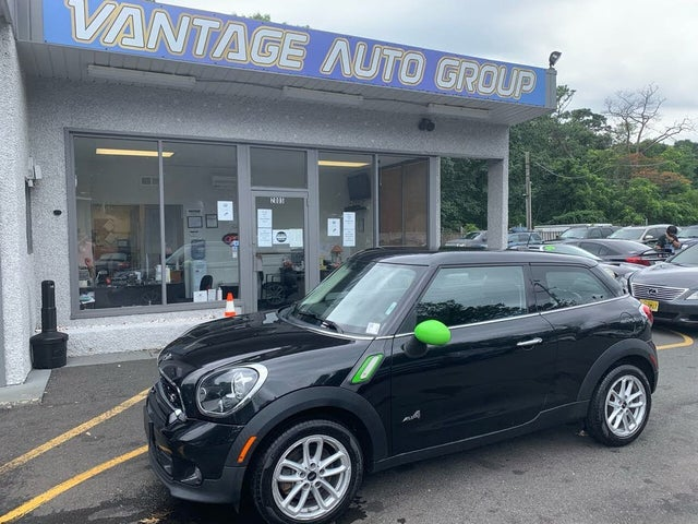 2015 MINI Cooper Paceman S ALL4 AWD