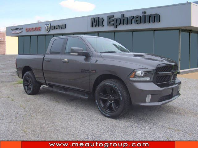2018 RAM 1500 Night Quad Cab 4WD