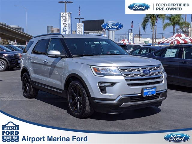 2019 Ford Explorer For Sale In Culver City, CA