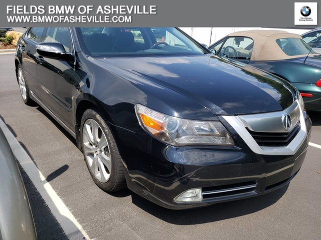 2010 acura rl sh-awd for sale in greenville, sc - cargurus