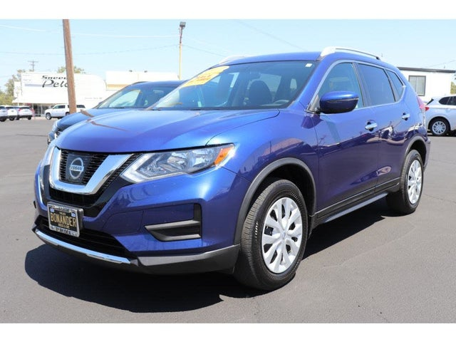 2017 Nissan Rogue 2017.5 S AWD