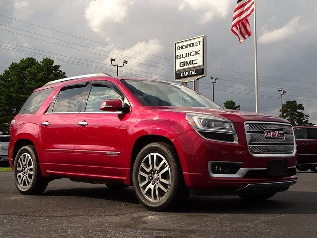 Used Gmc Acadia For Sale In Greensboro Nc Cargurus