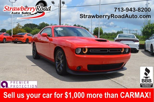 Used Dodge Challenger For Sale With Photos Cargurus