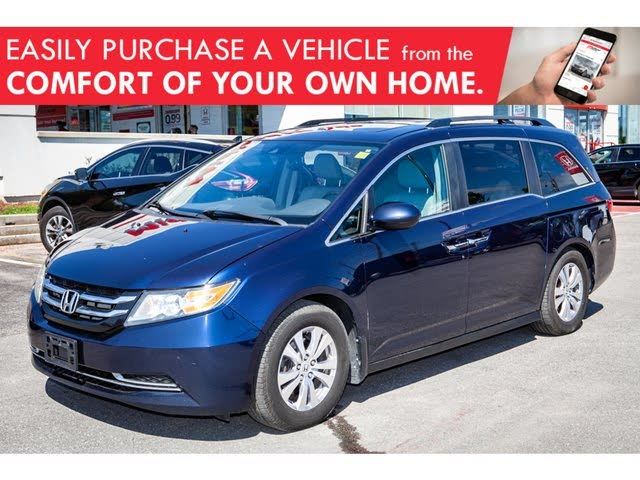 2014 Honda Odyssey EX-L FWD with Navigation