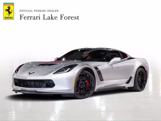 2019 Chevrolet Corvette Z06 1LZ Coupe RWD