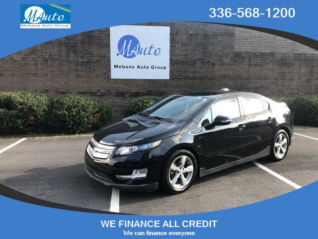 Used Chevrolet Volt For Sale In Raleigh Nc Cargurus