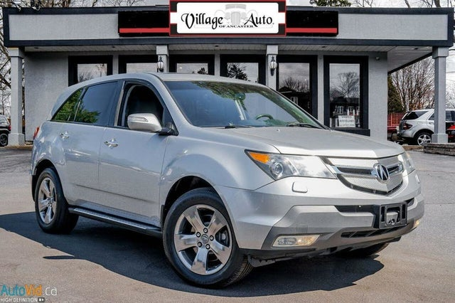 2008 Acura MDX SH-AWD with Elite Package