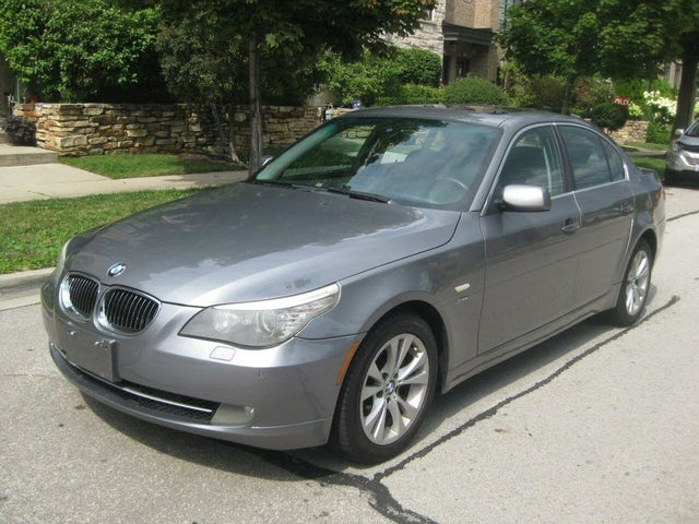 2009 BMW 5 Series 535i xDrive Sedan AWD