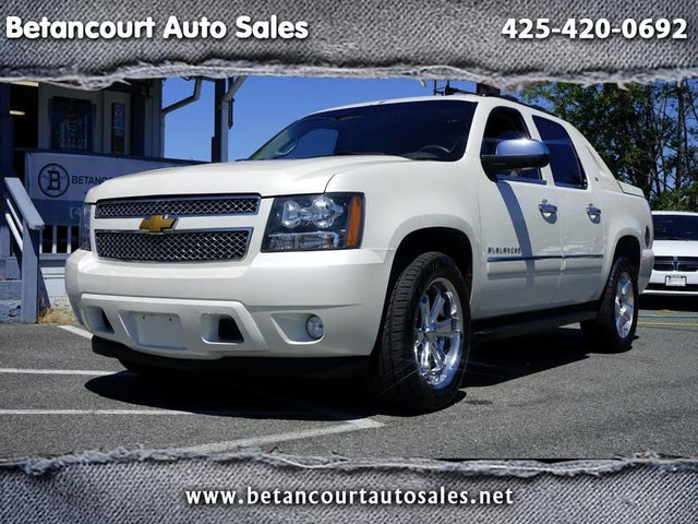 Used Chevrolet Avalanche For Sale With Photos Cargurus