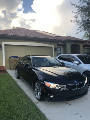 Used 2016 BMW 4 Series 428i Convertible RWD for Sale (with ...