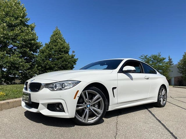 2017 BMW 4 Series 440i xDrive Coupe AWD