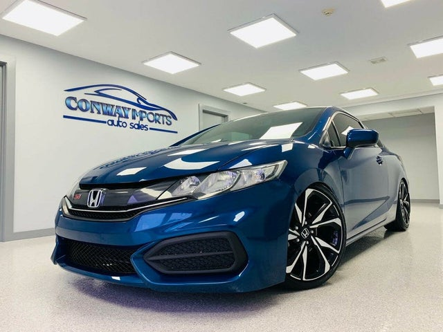 2014 Honda Civic Coupe Si