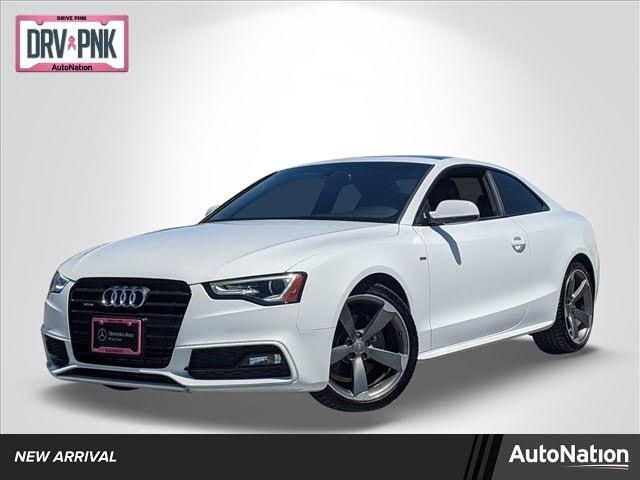 2015 Audi A5 2.0T quattro Premium Plus Coupe AWD