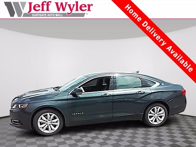 Used Chevrolet Impala For Sale In Dayton Oh Cargurus