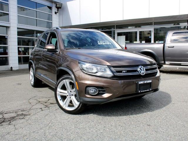 2015 Volkswagen Tiguan AWD Highline