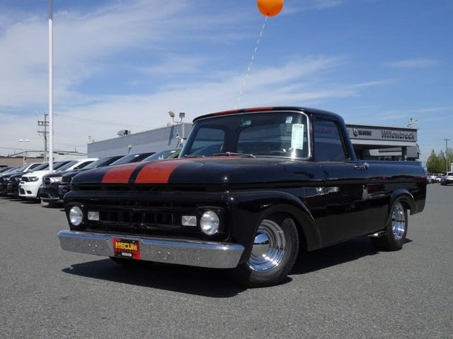 1961 Ford F-100