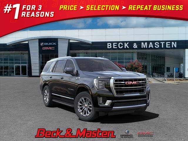 New Gmc Yukon For Sale In Oklahoma City Ok Cargurus