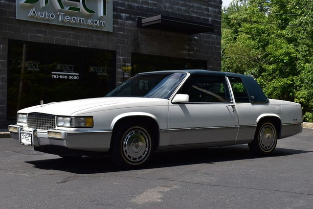 1990 Cadillac DeVille Coupe FWD