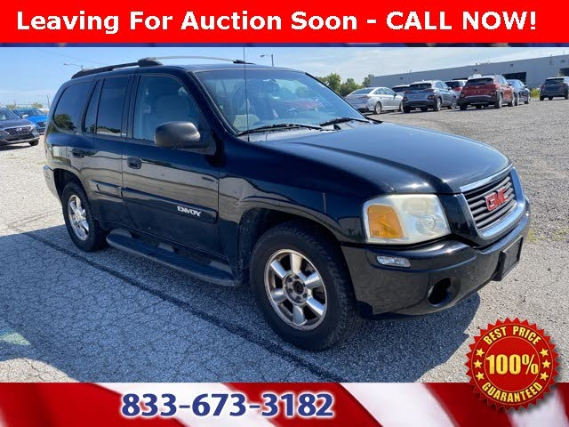 Used 2005 Gmc Envoy For Sale With Photos Cargurus