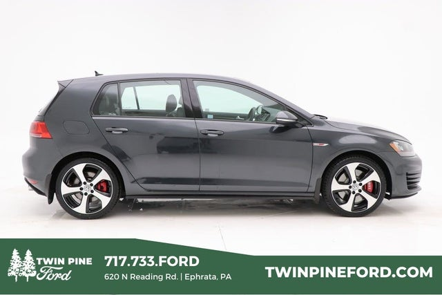 2016 Volkswagen GTI 2.0T SE 4-Door FWD with Performance Package