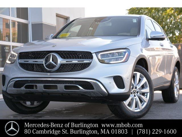2020 Mercedes-Benz GLC-Class GLC 300 4MATIC Coupe AWD