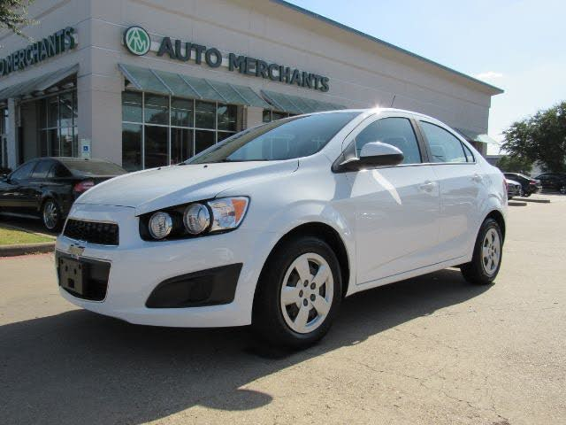 2016 Chevrolet Sonic LS Sedan FWD