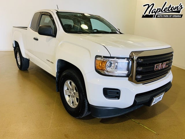Used Gmc Canyon With Manual Transmission For Sale Cargurus