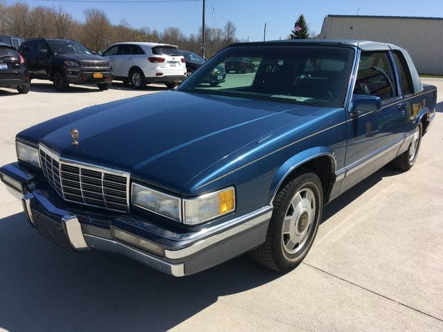 1991 Cadillac DeVille Coupe FWD