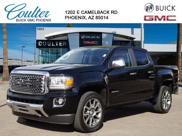Used 2019 Gmc Canyon Canyon For Sale With Photos Cargurus