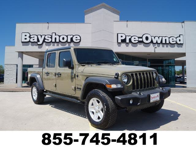 Used Jeep Gladiator For Sale In Houston Tx Cargurus