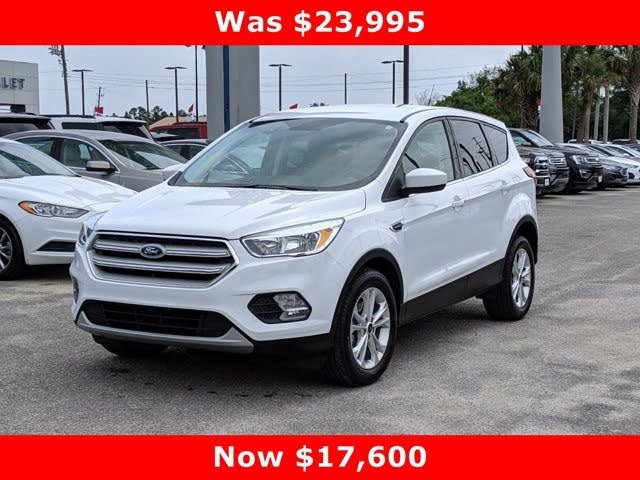 Used 2020 Ford Escape For Sale With Photos Cargurus