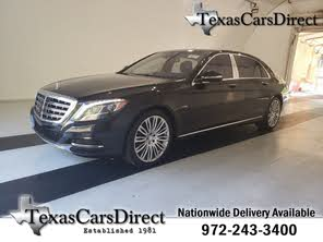 2016 Mercedes Benz S Class Maybach S 600 For Sale In Dallas Tx Cargurus