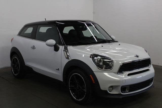 2013 MINI Cooper Paceman S ALL4 AWD