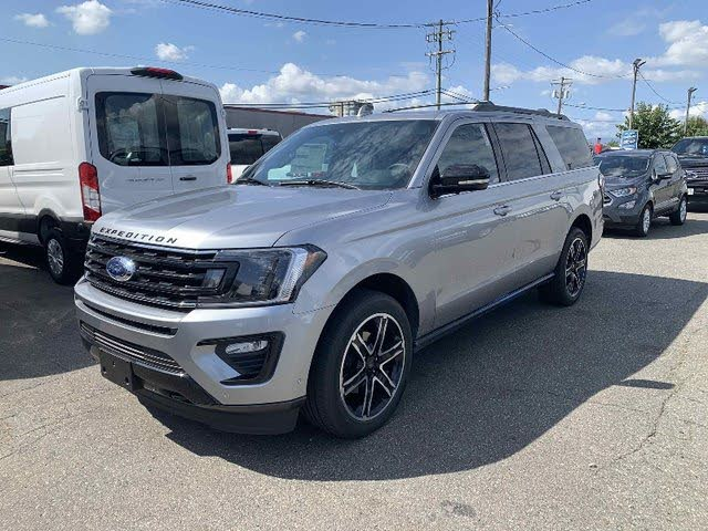 2020 Ford Expedition Limited MAX 4WD
