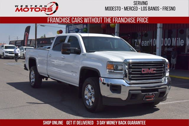 Used Gmc Sierra 3500hd For Sale In Fresno Ca Cargurus