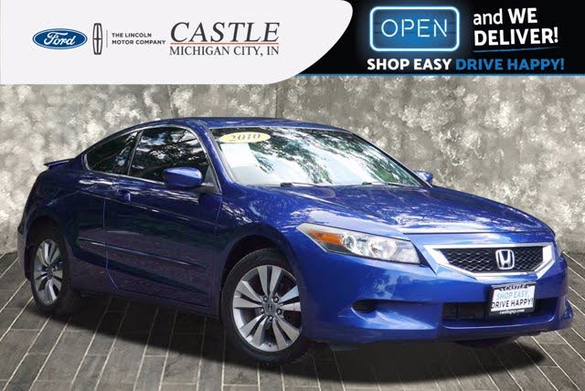 2010 Honda Accord Coupe LX-Sport
